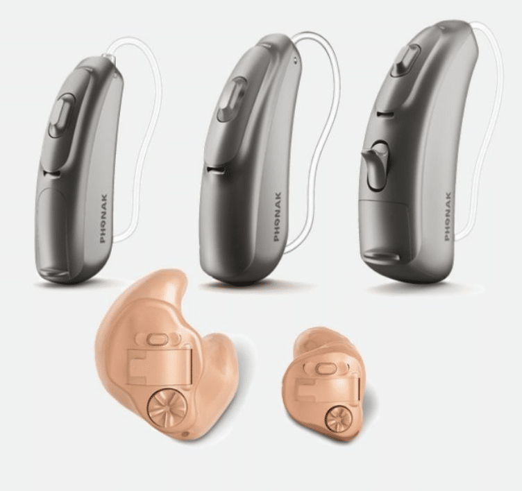 phonak hearing aids- Phonak CROS B